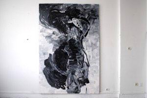 acrylique sur toile  130x195