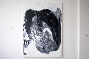 acrylique sur toile 130x162