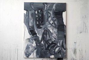 acrylique sur toile   97x130