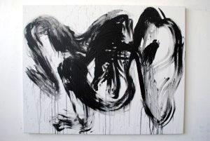 acrylique sur toile 92x73