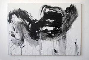 acrylique sur toile 92x65